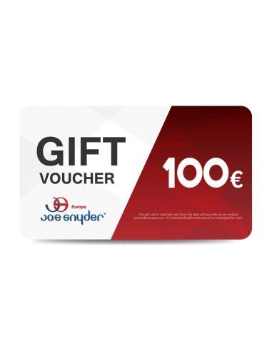 Carte cadeau - valeur 100€