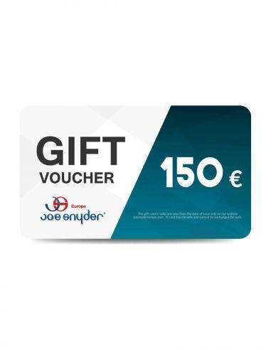 Carte cadeau - valeur 150€