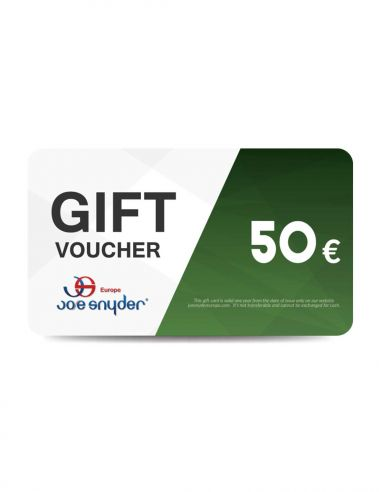 Gift card - value 50€