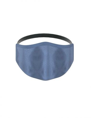 Reusable face mask - 3 layers - Navy