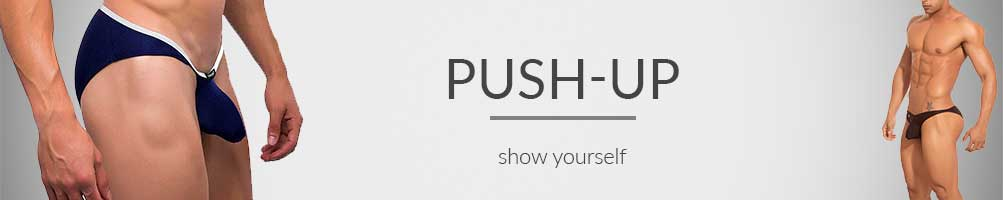 Push-up underwear for men - enhance your body